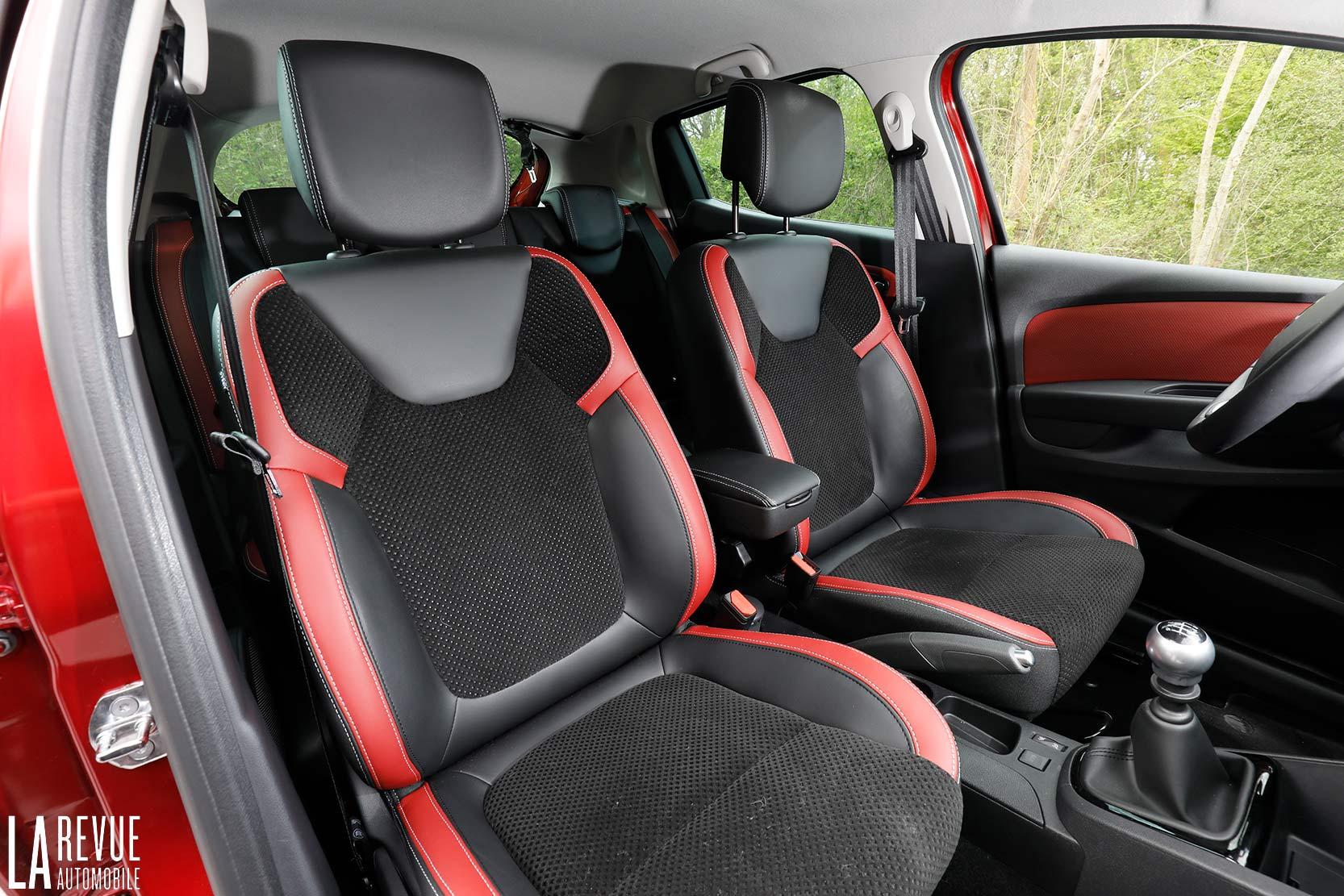 Intérieur Renault Clio 4 Intens