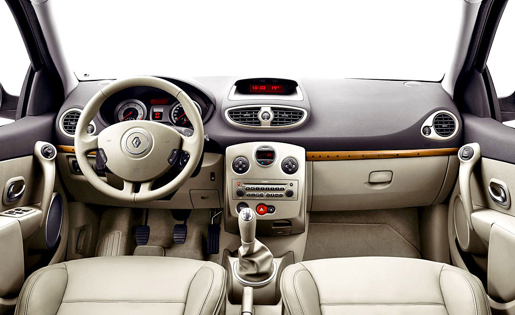 photo renault clio iii interieur exterieur ann e 2007. Black Bedroom Furniture Sets. Home Design Ideas