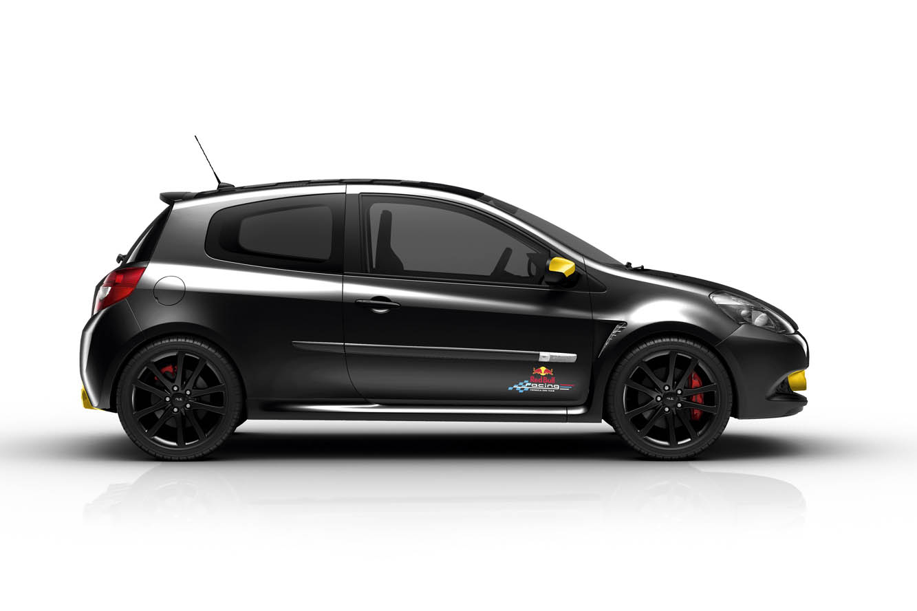 renault renault clio r s red bull racing rb7. Black Bedroom Furniture Sets. Home Design Ideas
