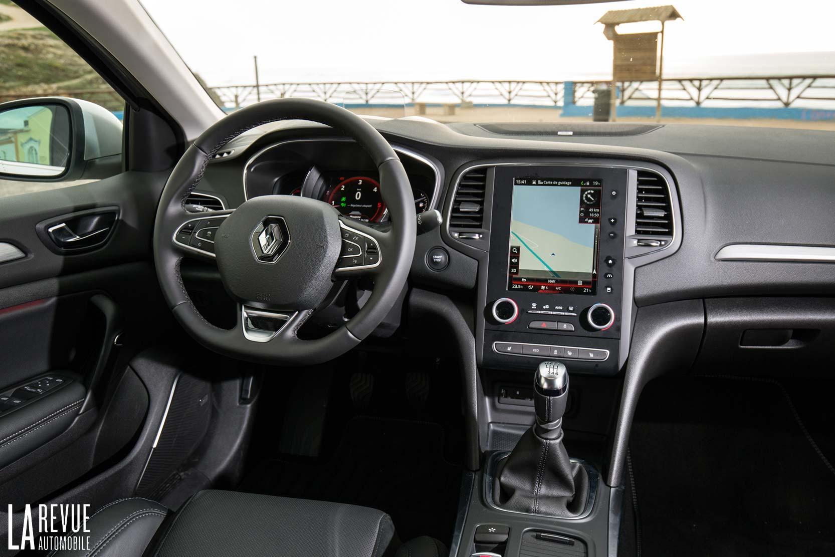 Megane 4 Interieur  Interieur Megane 3 Renault Megane Iii