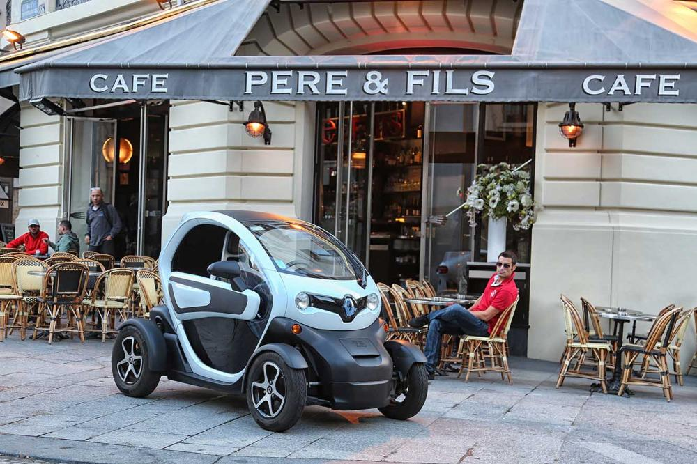 Renault Twizy-Intens