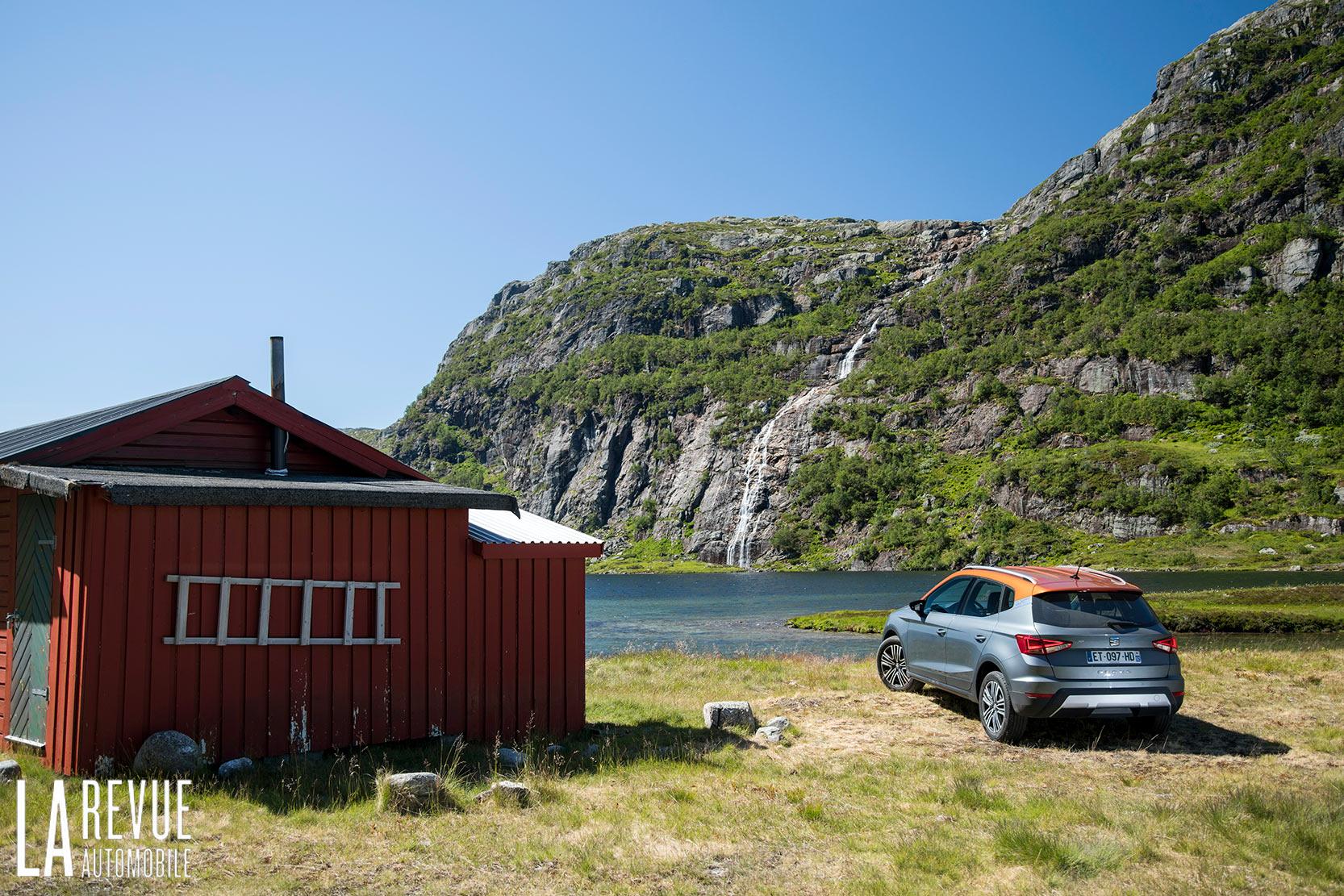 Les Fjords sont présent partout, mais il faut prendre le temps de les contempler.