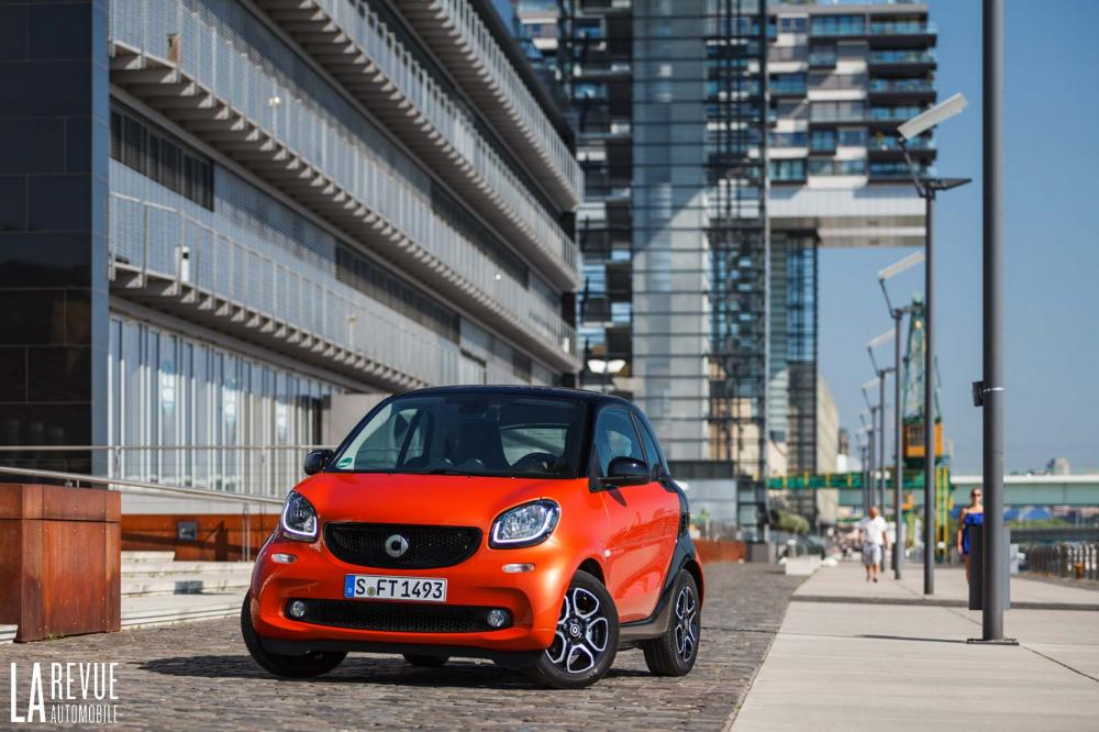 Galerie Smart Fortwo-2015