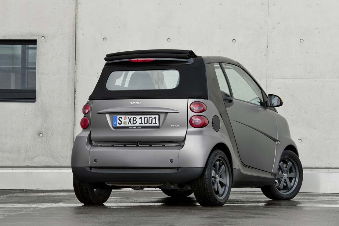 Galerie Smart Fortwo-Greystyle