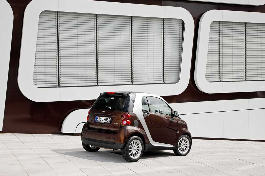Galerie Smart Fortwo-Highstyle