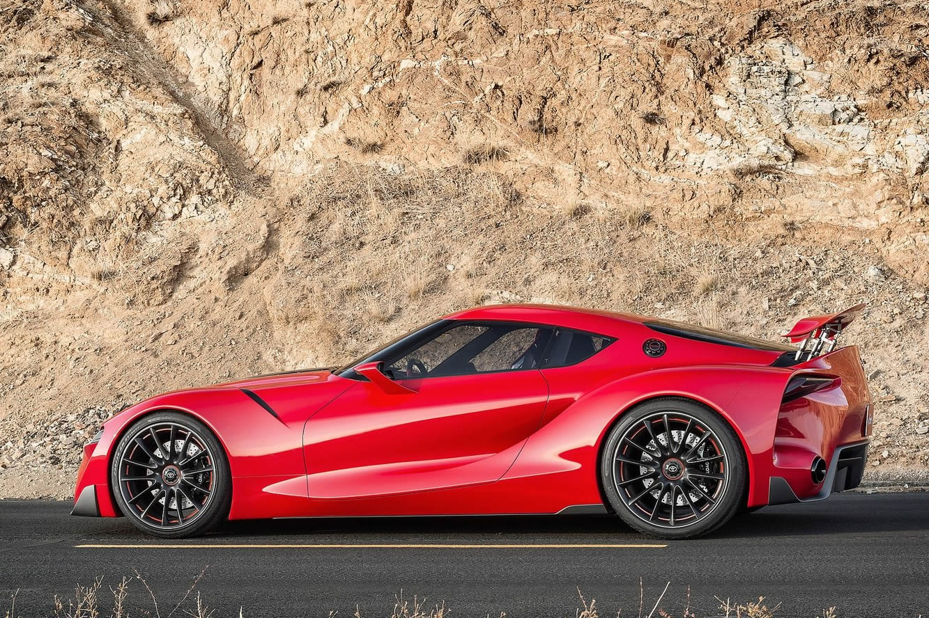 Galerie Toyota FT-1