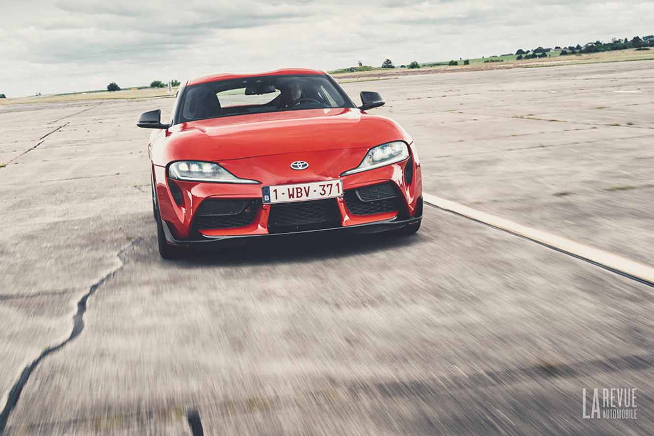 Essai Toyota Supra : Fast but not Furious
