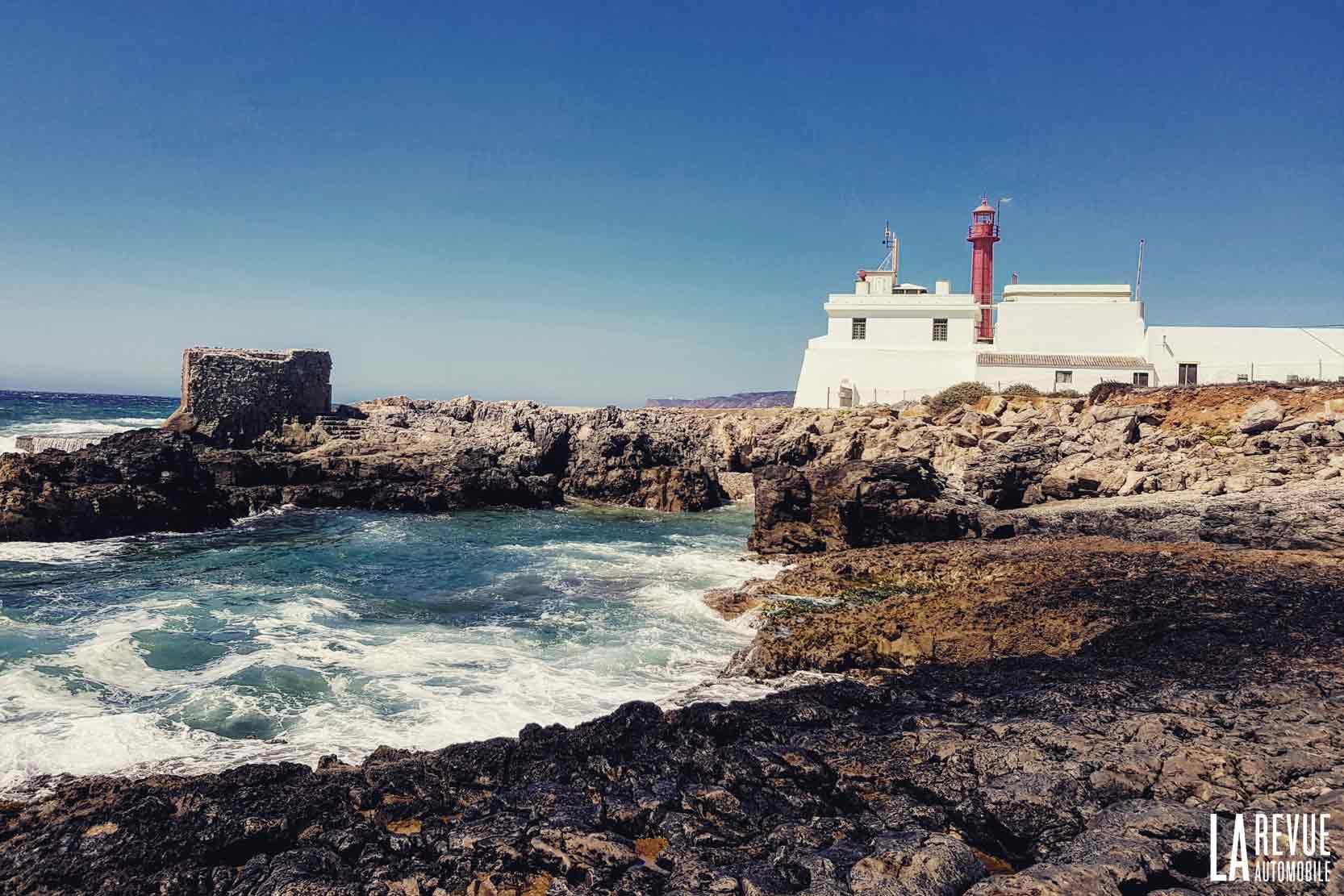 Portugal non loin du Cabo da Roca