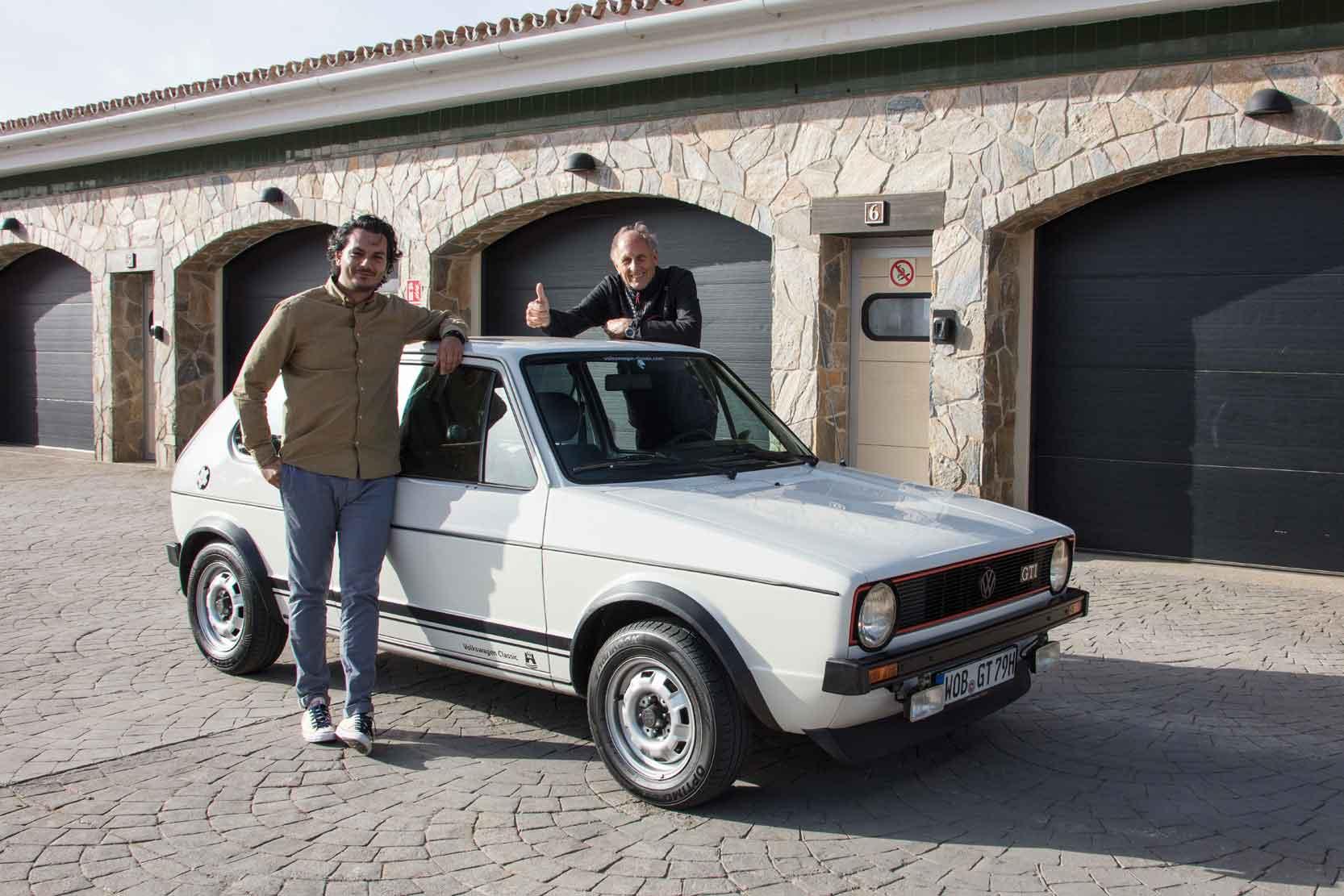 Essai Golf GTI 1re génération