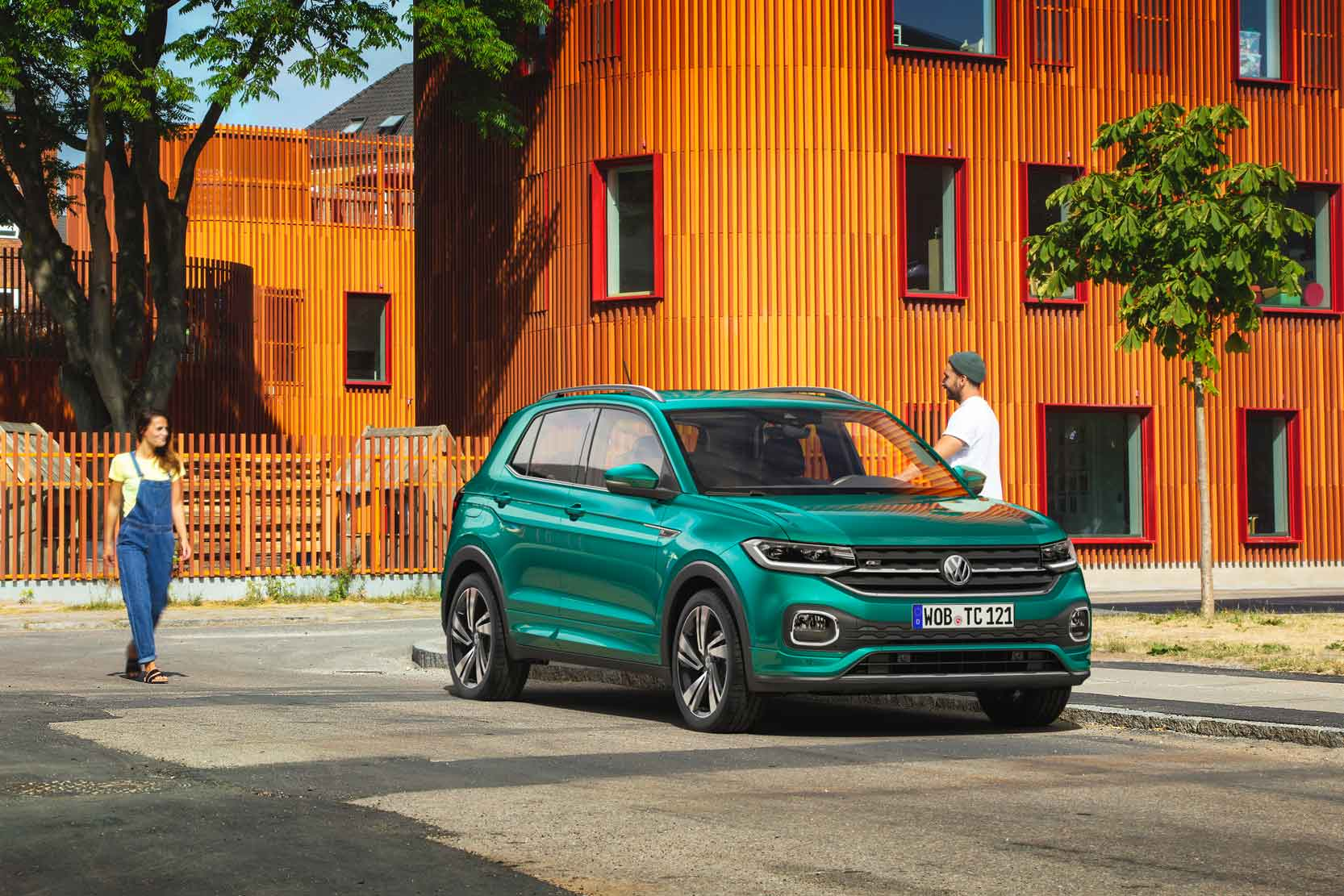 Volkswagen T-Cross, le nouveau SUV Urbain de VW
