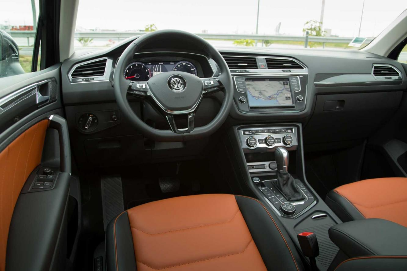 Volkswagen > Volkswagen tiguan connect la serie speciale a ...