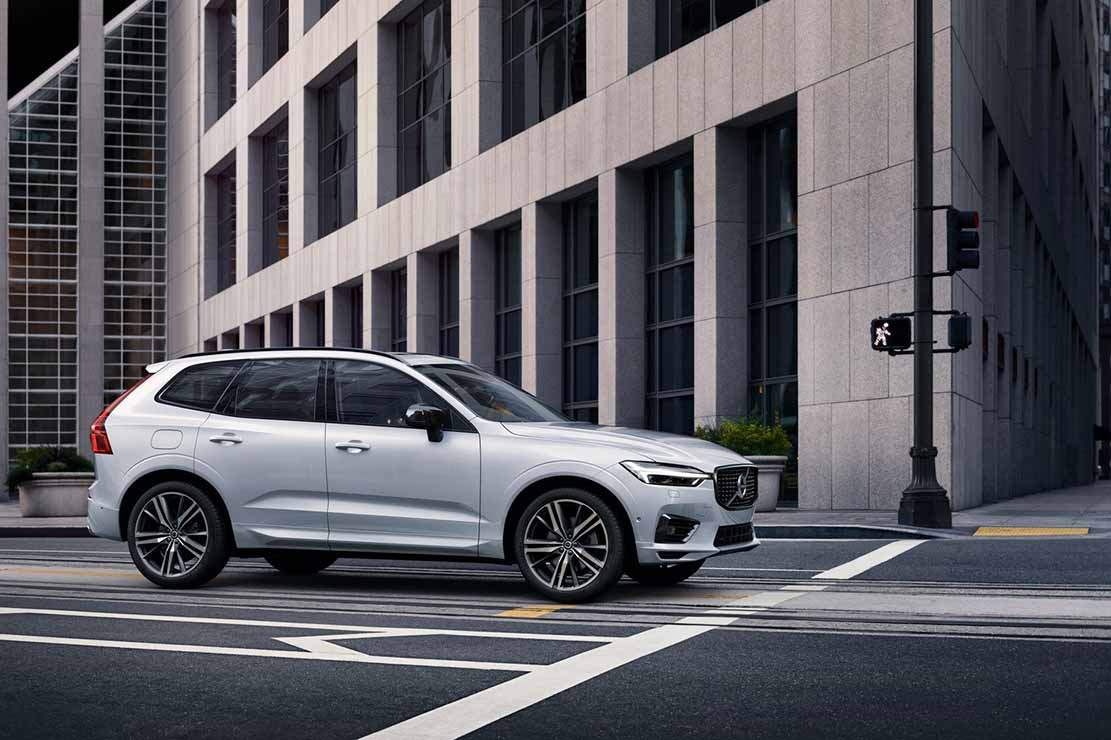 Volvo XC60 Recharge : le SUV hybride rechargeable