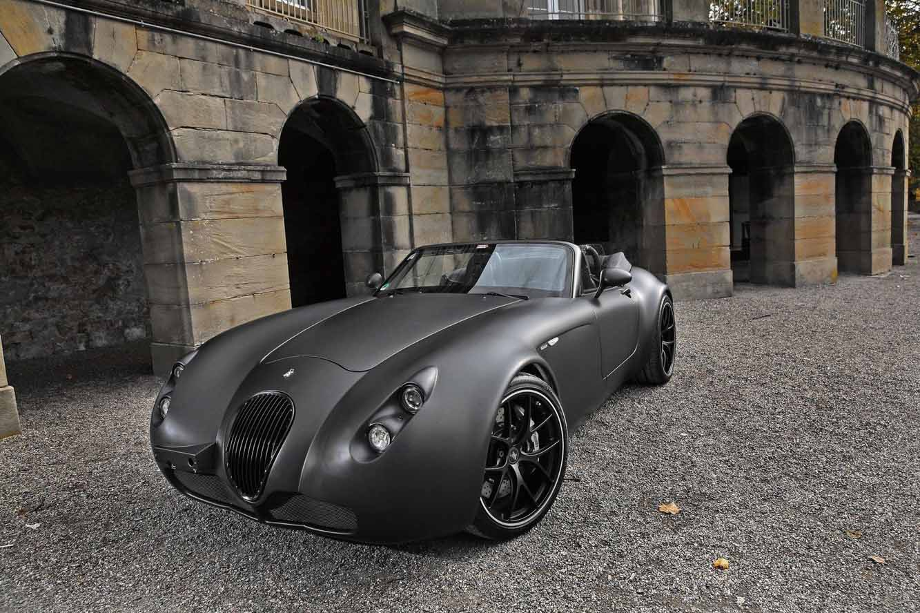 Wiesmann MF5-V10-Black-Bat