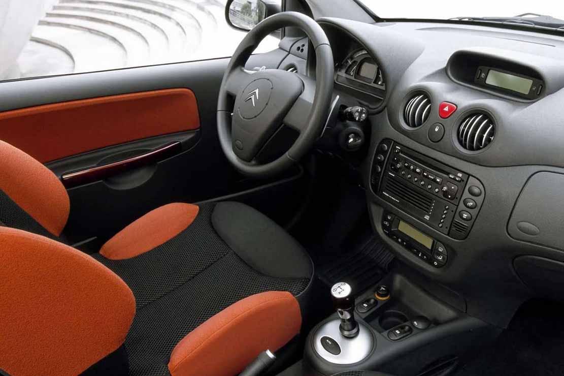 Fiche Technique Citroen C2 1 1i 2006