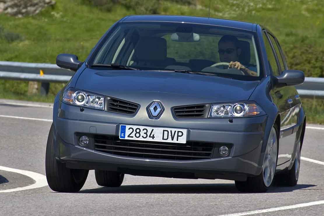 Fiche Technique Renault Megane 2 2 0 Dci 150 2006
