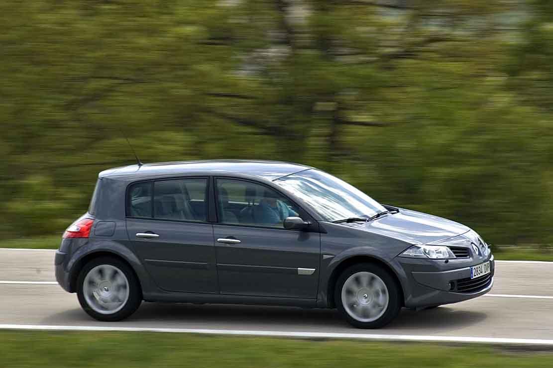 Fiche Technique Renault Megane 2 2 0 Dci 150 2007