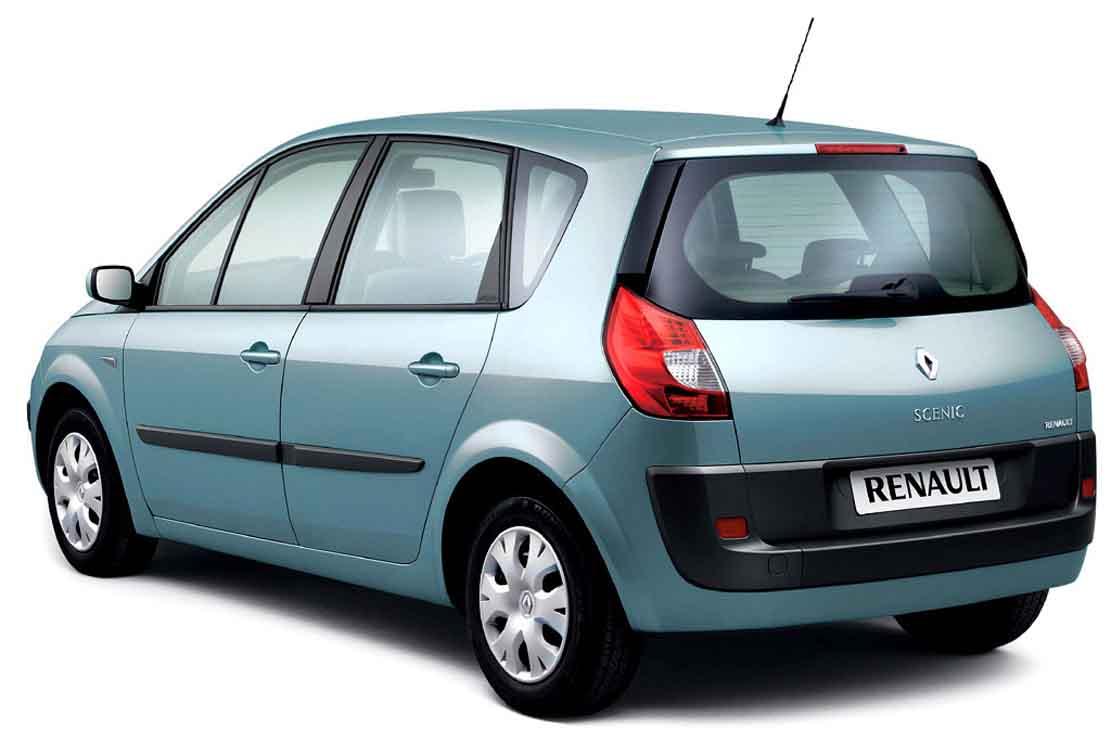 Fiche Technique Renault Scenic 2 1 9 Dci 130 2007