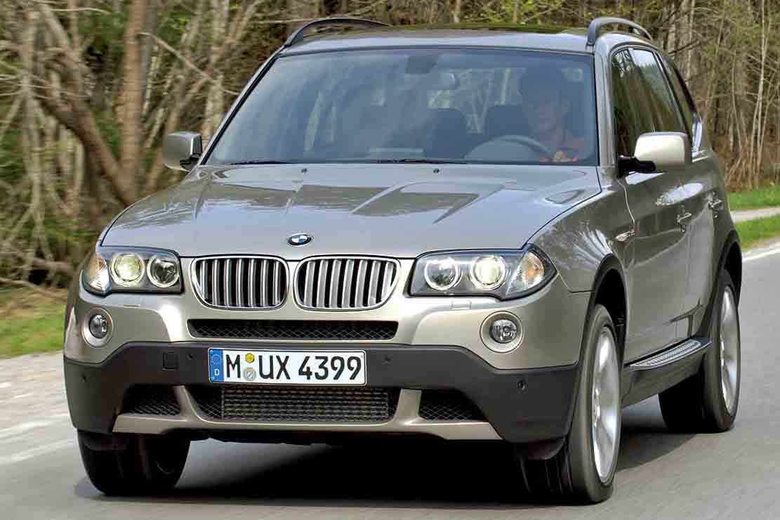 fiche technique bmw x3 2008. Black Bedroom Furniture Sets. Home Design Ideas