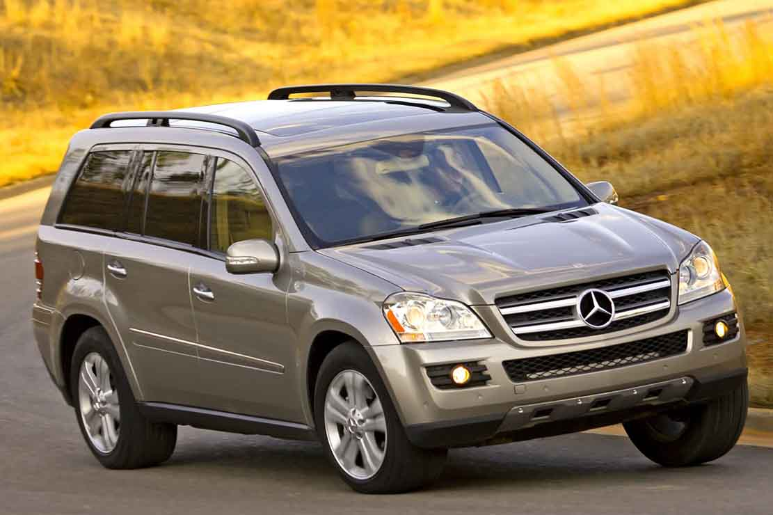 fiche technique mercedes gl 450 2008. Black Bedroom Furniture Sets. Home Design Ideas