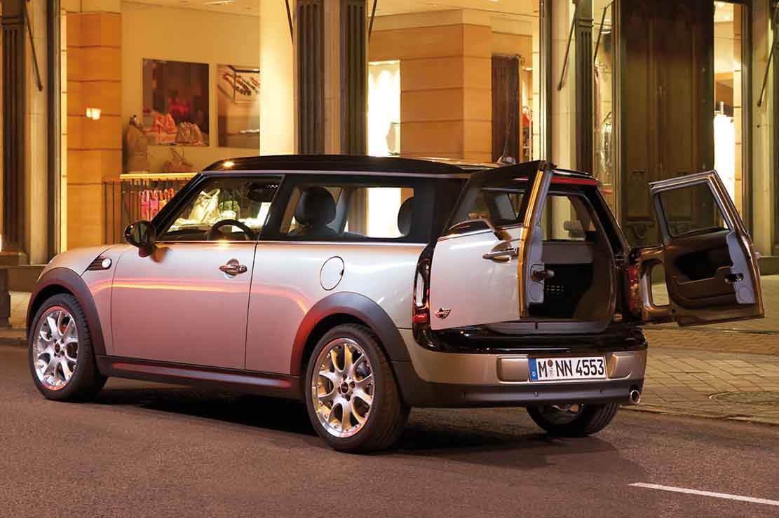 fiche technique mini clubman cooper s 2009. Black Bedroom Furniture Sets. Home Design Ideas