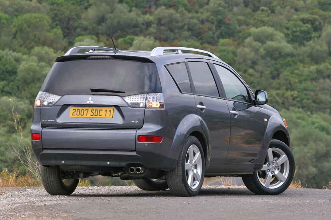 Fiche Technique Mitsubishi Outlander 2 0 Did 2009