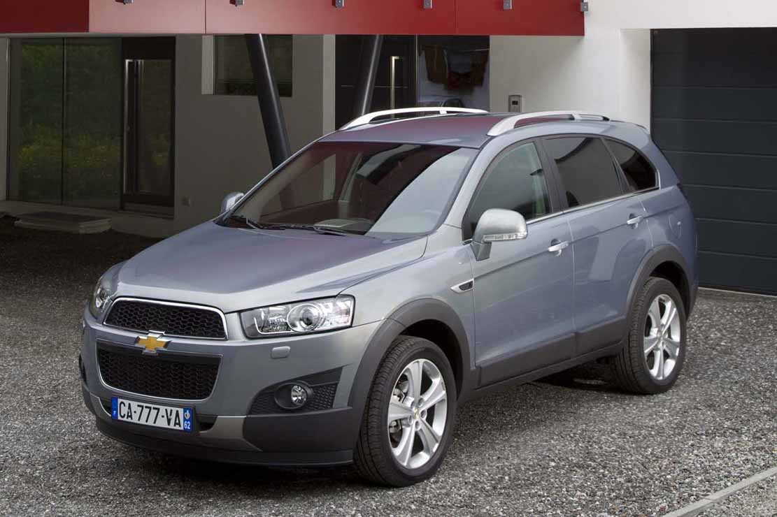 fiche technique chevrolet captiva vcdi 163 2011. Black Bedroom Furniture Sets. Home Design Ideas
