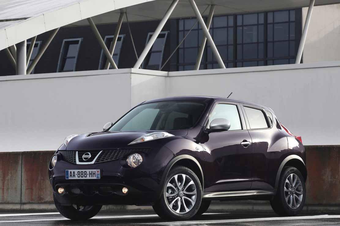 Fiche technique Nissan Juke 1.6 DIG-T 2012