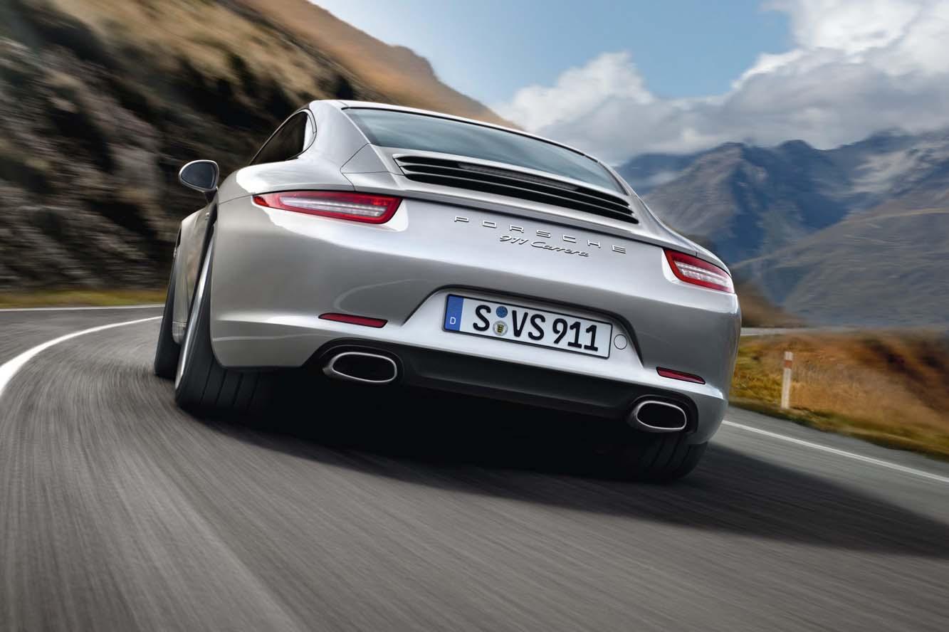 Fiche Technique Porsche 911 Carrera Pdk 2013