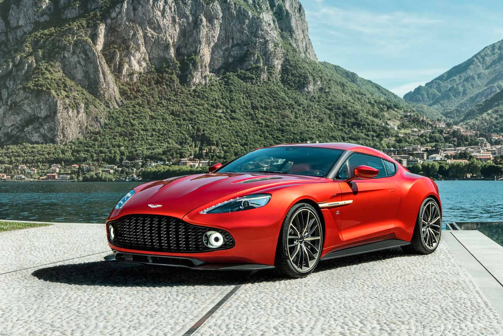 fiche technique aston martin zagato vanquish 2017. Black Bedroom Furniture Sets. Home Design Ideas