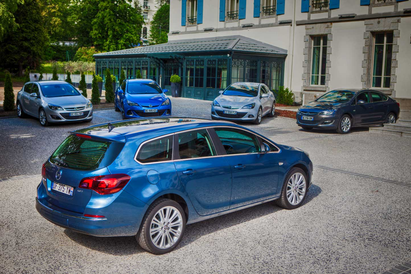 Opel Astra Sports Tourer 1.4 Turbo
