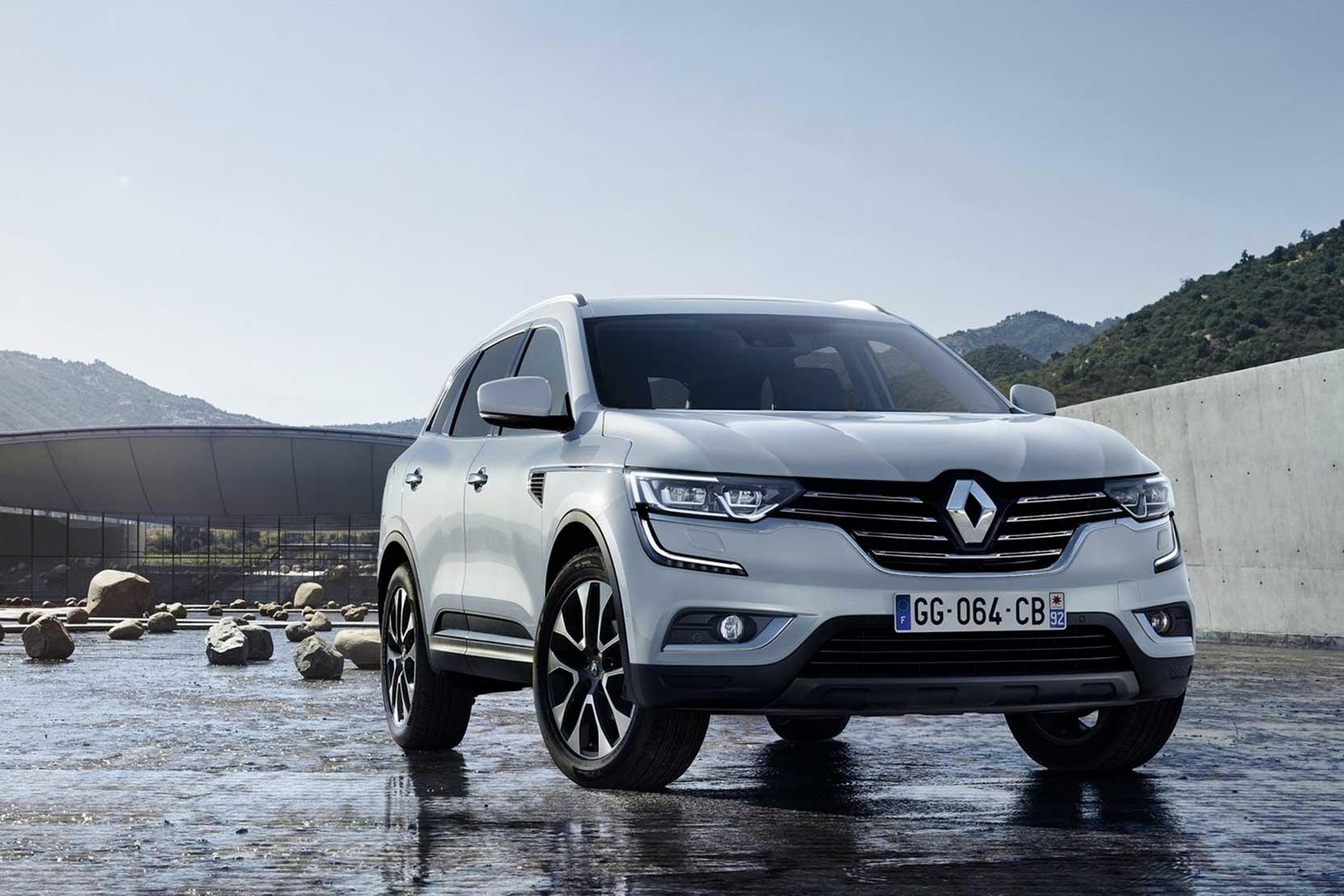 Renault Koleos 2017 Fiche Technique : fiche technique renault koleos 2 0 dci 175 2017 ~ Medecine-chirurgie-esthetiques.com Avis de Voitures