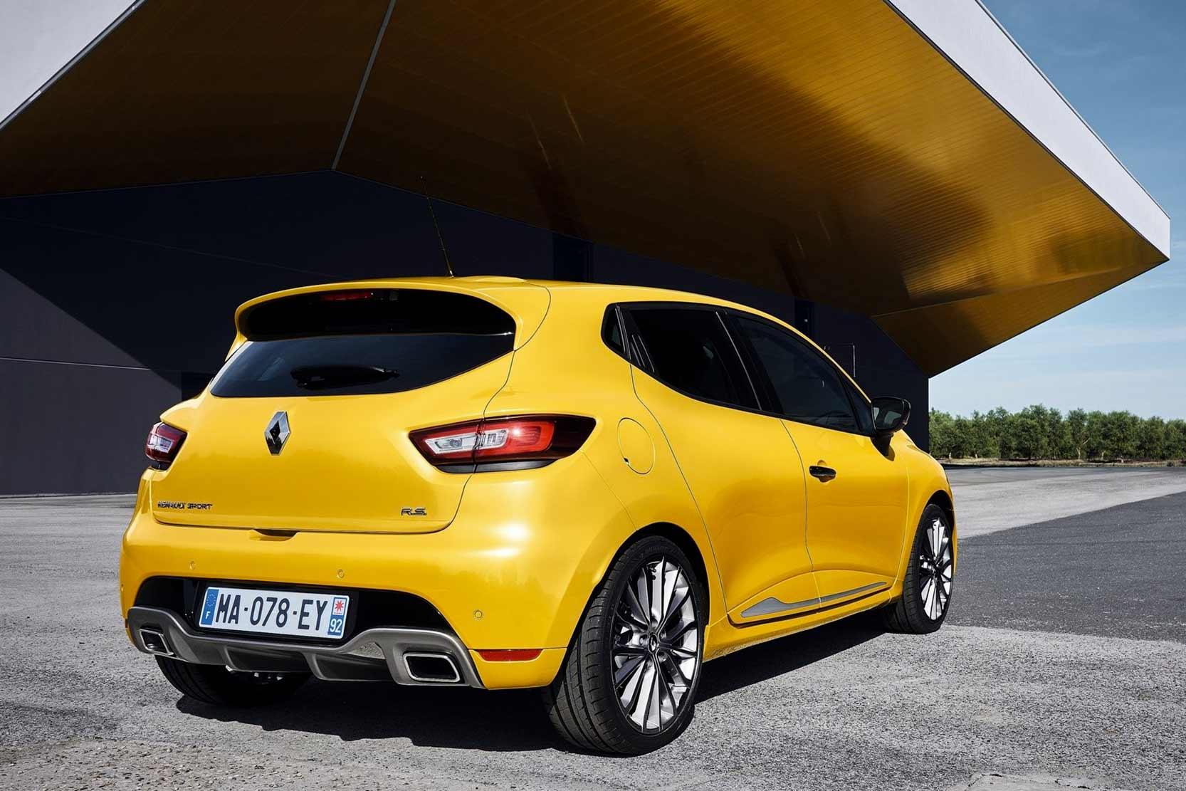 Fiche Technique Renault Clio 1 2 Tce 120 2018