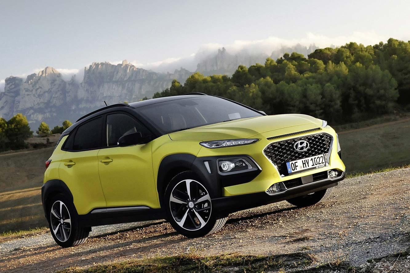 Hyundai Kona Fiche Technique >> Fiche Technique Hyundai Kona 1 6 T Gdi 177 2019