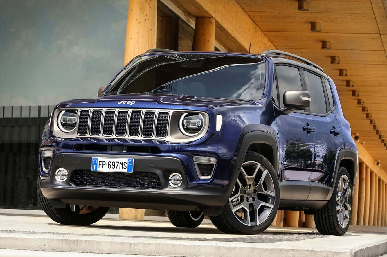 fiche technique jeep renegade 1 6 multijet 120 2019