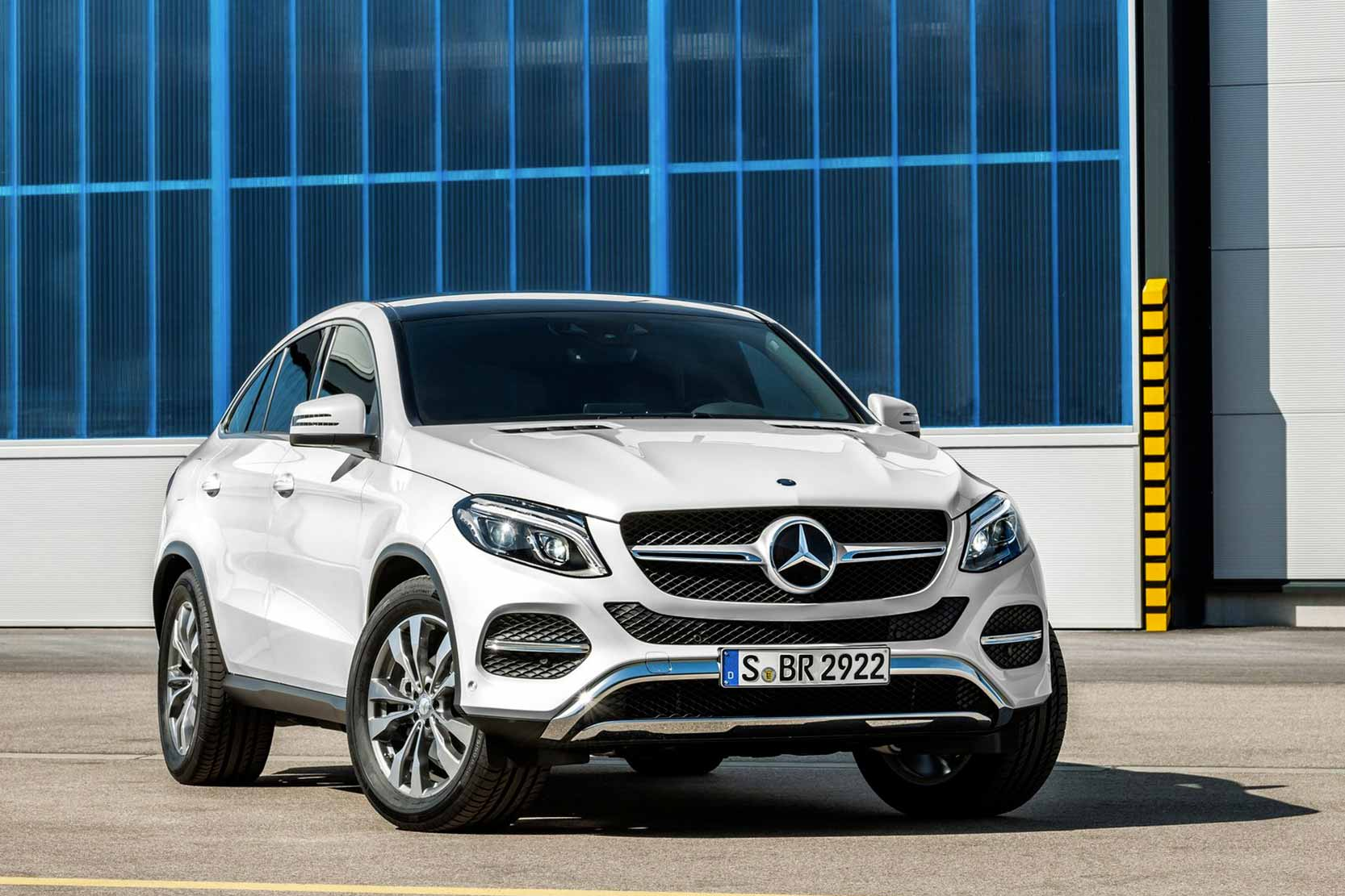 fiche technique mercedes gle coupe 400 4matic 2019