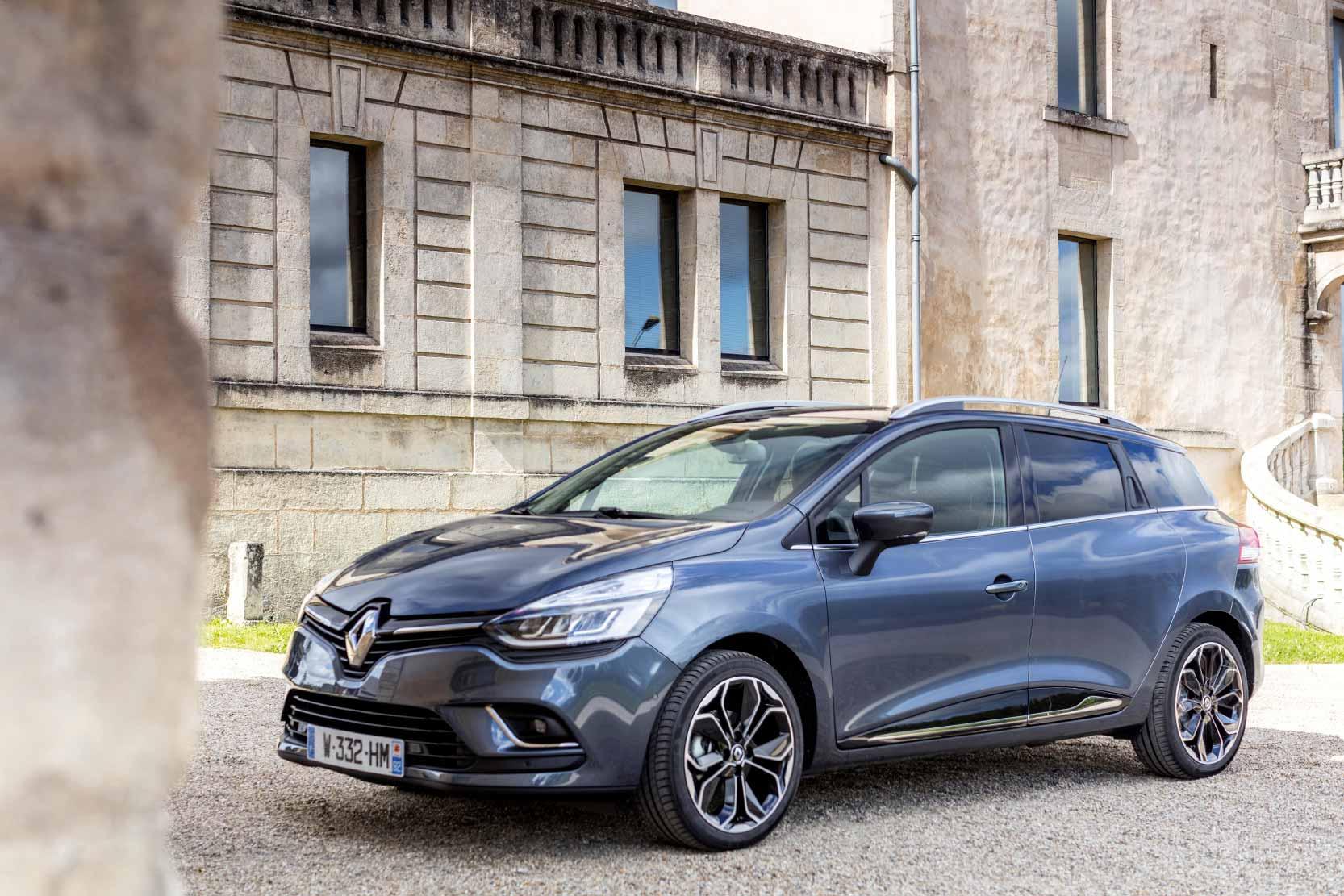 Fiche Technique Renault Clio Estate 1 5 Dci 90 2019