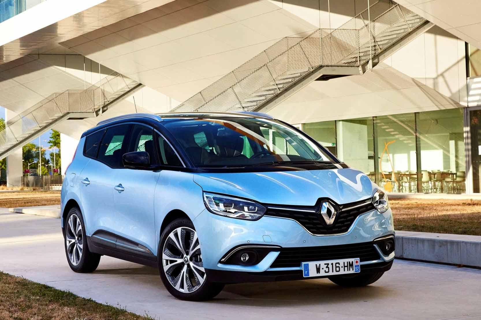 Fiche Technique Renault Grand Scenic 1 5 Dci 110 2019