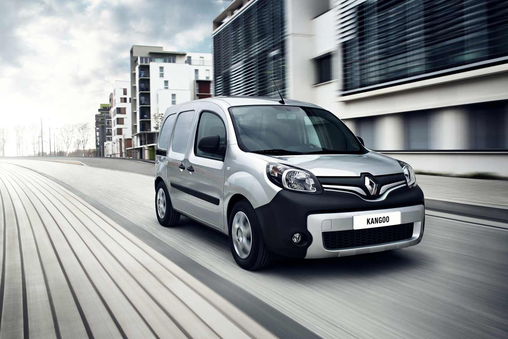 Fiche technique Renault Kangoo 1.5 dCi 90 2019