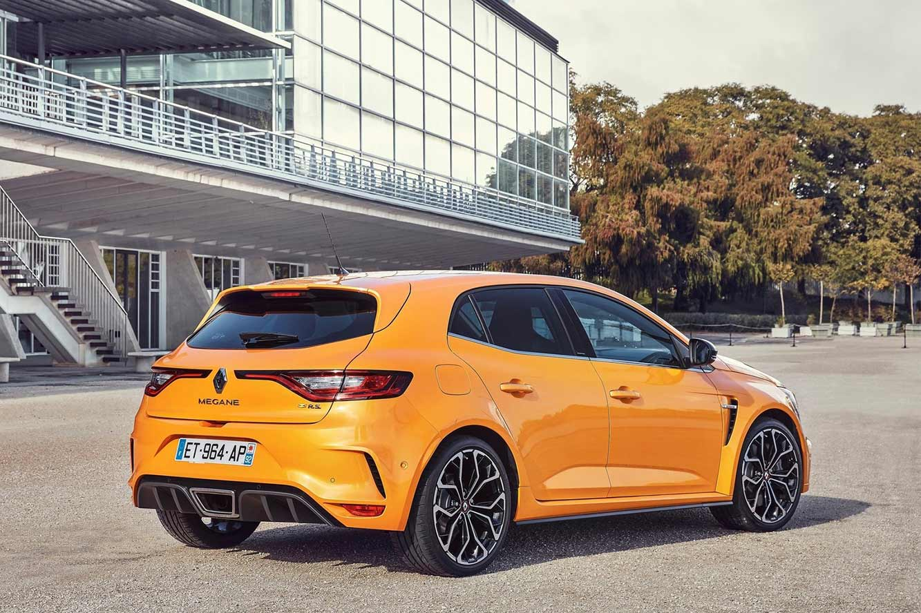 Renault Megane Rs Trophy Hd
