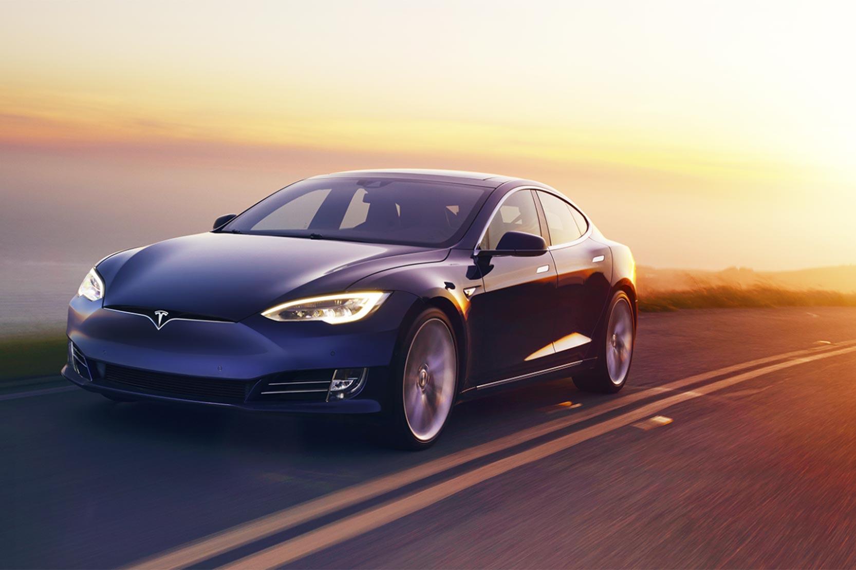 Fiche technique Tesla Model S 75D 2019