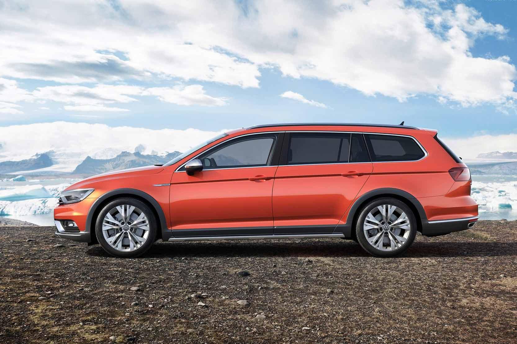 Fiche technique Volkswagen Passat Alltrack 2.0 TDI 190 2019