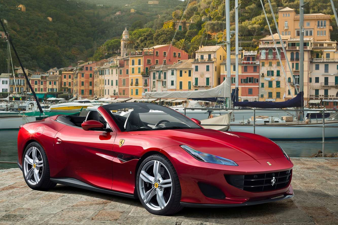 Fiche Technique Ferrari Portofino V8 2020