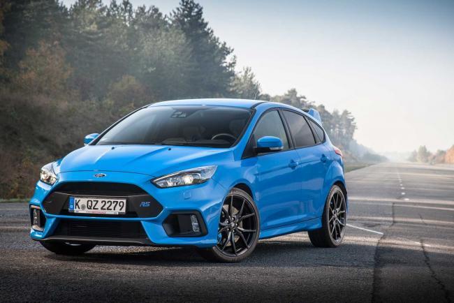 Fiche technique Ford Focus RS 2020