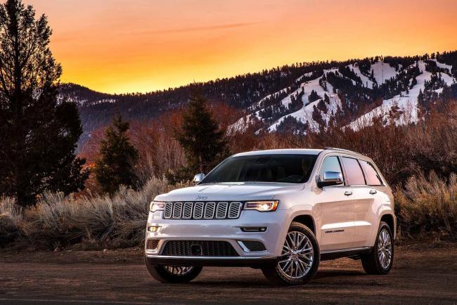 Fiche technique Jeep Grand Cherokee 3.0 V6 CRD 2020
