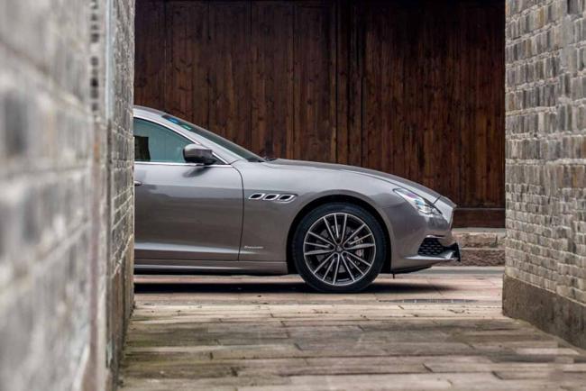 Fiche technique Maserati Quattroporte Diesel 2020