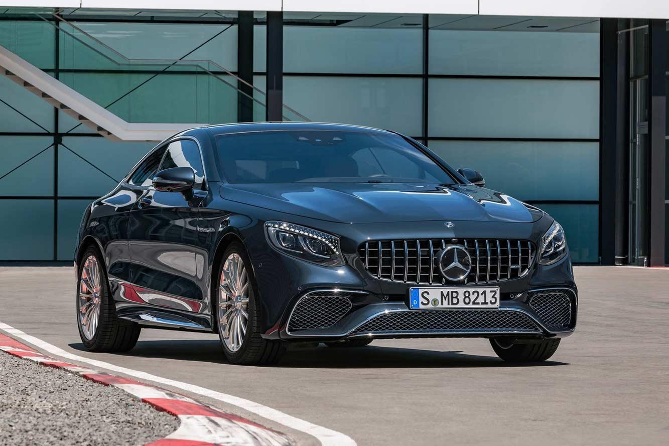 Fiche technique Mercedes S Coupe 65 AMG 2020