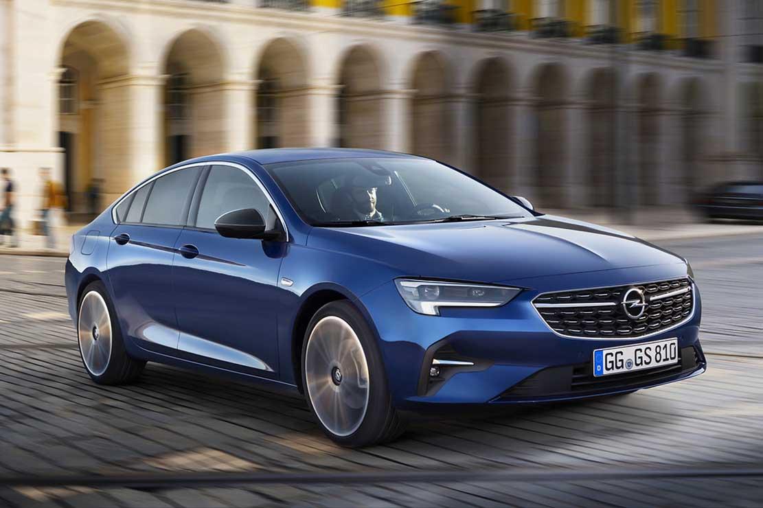 Fiche technique Opel Insignia 2.0 Turbo 200 2020