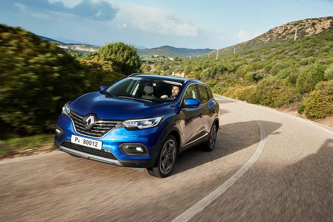Renault Kadjar 1.7 blue dci Black Edition 4x4 150cv Usate ...
