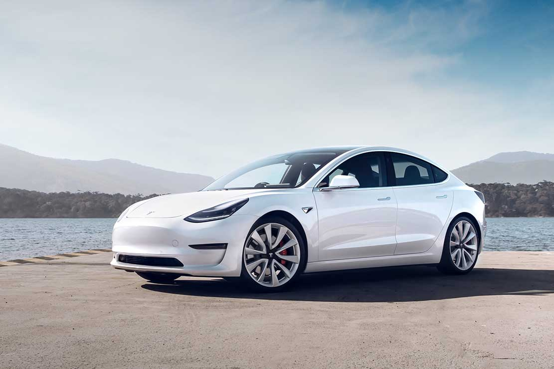 Fiche technique Tesla Model 3 Grande Autonomie 2020