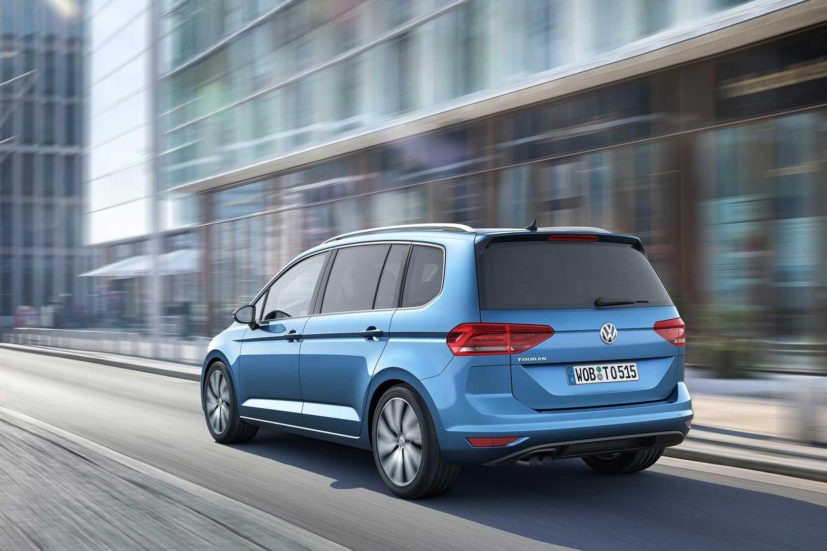 Fiche technique Volkswagen Touran 1.5 TSI EVO 150 2020